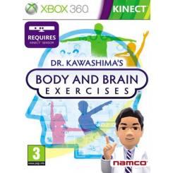 بازی Body and Brain Connection برای Kinect