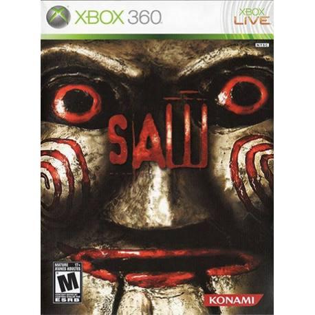 Saw بازی Xbox 360