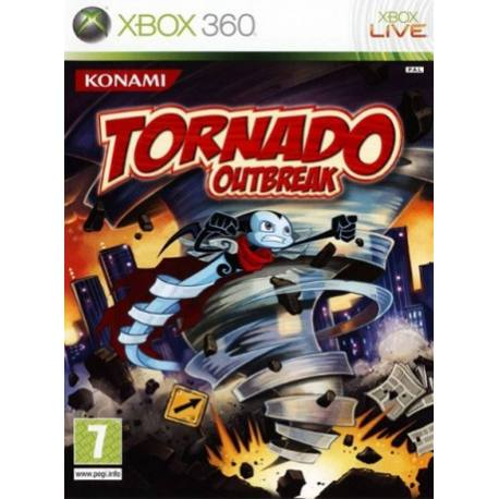 Tornado Outbreak بازی Xbox 360