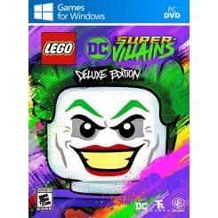 Lego DC Super-Villains بازی PC