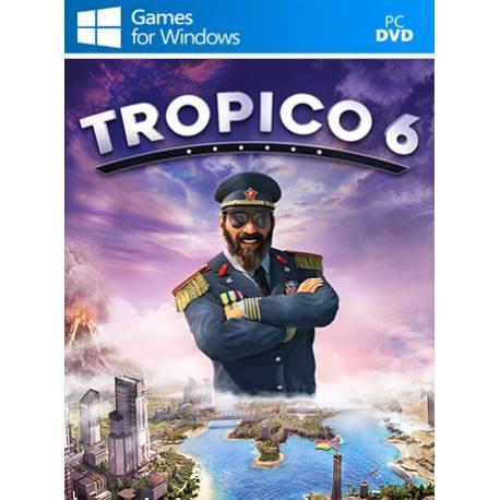 Tropico 6 بازی Pc