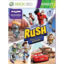 Kinect Rush: A Disney-Pixar Adventure بازی Xbox 360