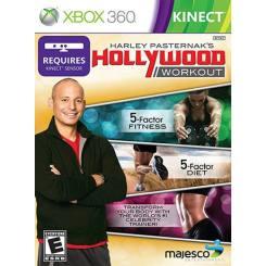 Harley Pasternak's Hollywood Workout بازی Xbox 360