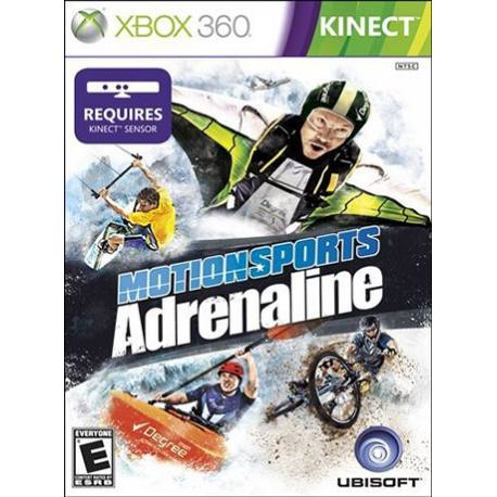 MotionSports Adrenaline بازی Xbox 360