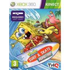 SpongeBob's Surf & Skate Roadtrip بازی Xbox 360