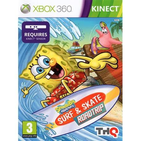 SpongeBob's Surf & Skate Roadtrip بازی Xbox 360