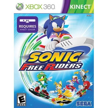 Sonic Free Riders بازی Xbox 360