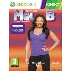 Get Fit With Mel B بازی Xbox 360
