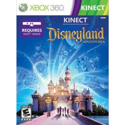 بازی Disneyland Adventures برای Kinect