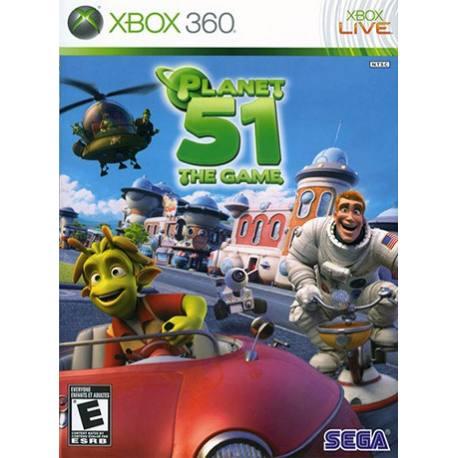 Planet 51 بازی Xbox 360