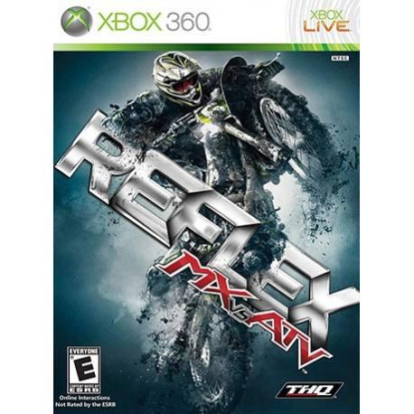 MX vs ATX Reflex بازی Xbox 360