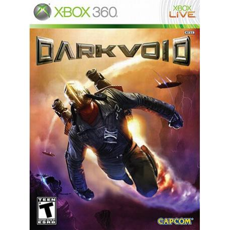 Dark Void بازی Xbox 360