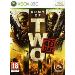 Army of Two The 40th Day بازی Xbox 360