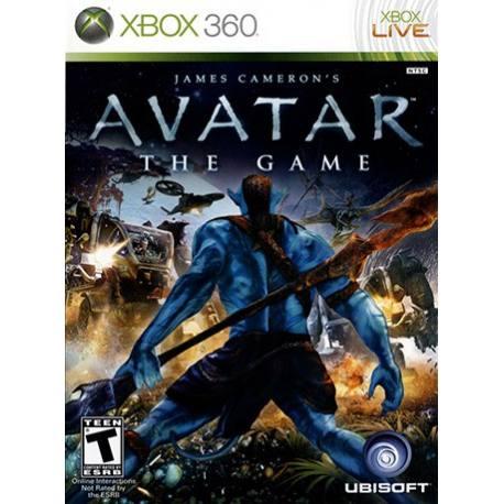 James Cameron's Avatar The Game بازی Xbox 360