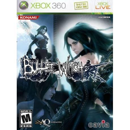 Bullet Witch بازی Xbox 360