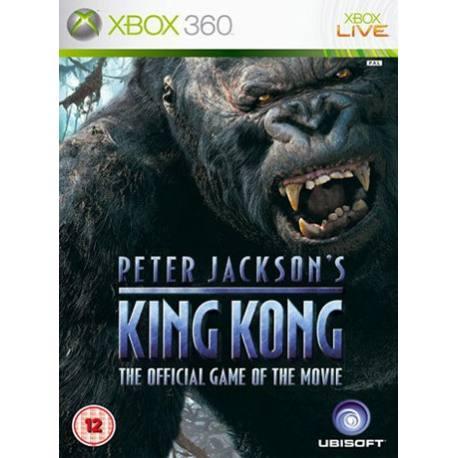 Peter Jackson's King Kong بازی Xbox 360