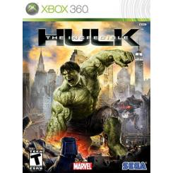 The Incredible Hulk بازی Xbox 360