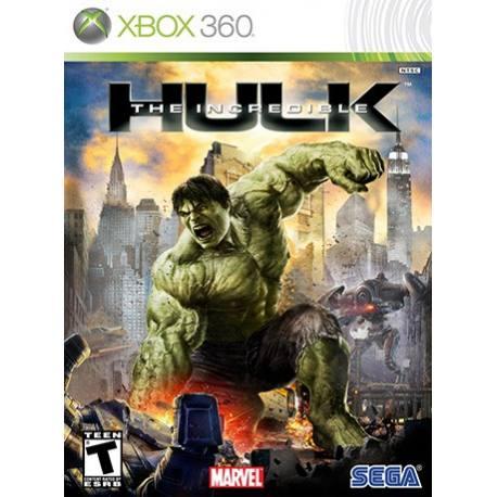 The Incredible Hulk بازی Xbox 360