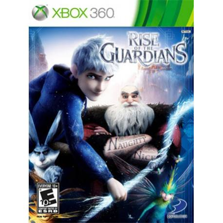 Rise of The Guardians بازی Xbox 360