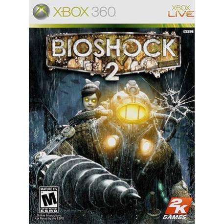 BioShock 2 بازی Xbox 360