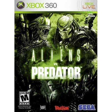 Aliens vs Predators بازی Xbox 360