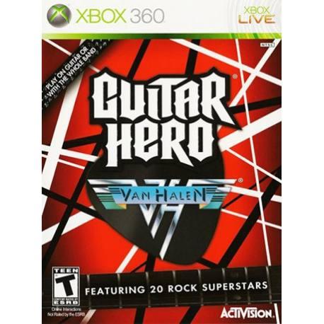 Guitar Hero: Van Halen بازی Xbox 360