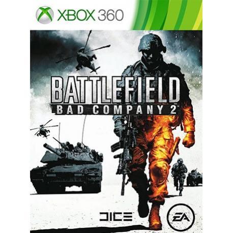Battlefield bad company 2 بازی Xbox 360