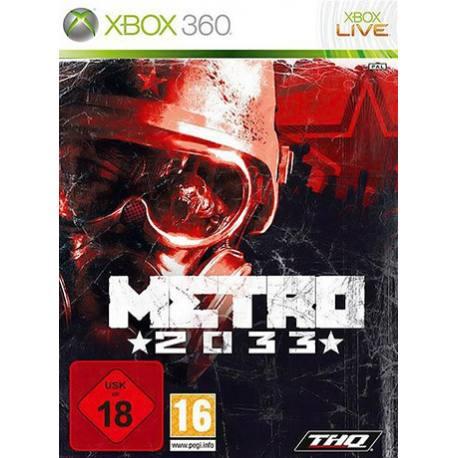 Metro 2033 بازی Xbox 360