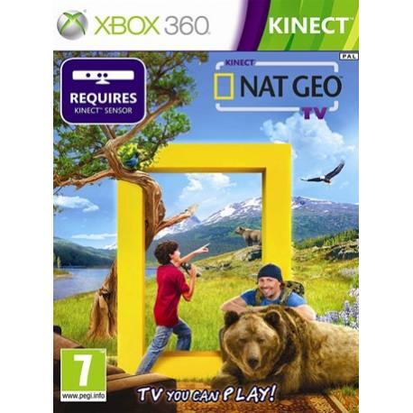 بازی Nat Geo TV برای Kinect