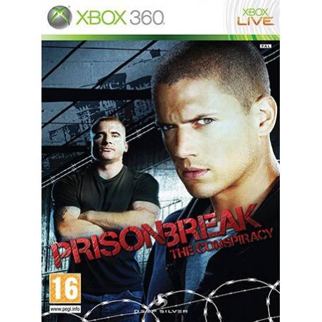 Prison Break The Conspiracy بازی Xbox 360
