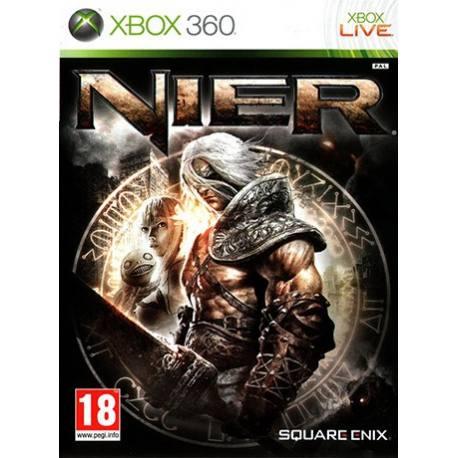 NIER بازی Xbox 360