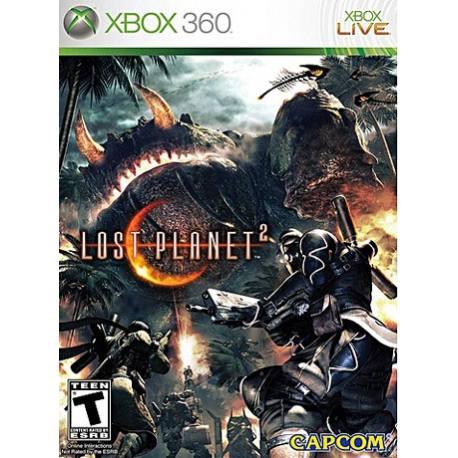 Lost Planet 2 بازی Xbox 360