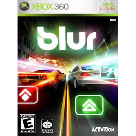 Blur بازی Xbox 360