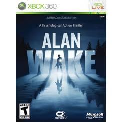 Alan Wake بازی Xbox 360