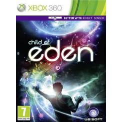 بازی Child of Eden برای Kinect