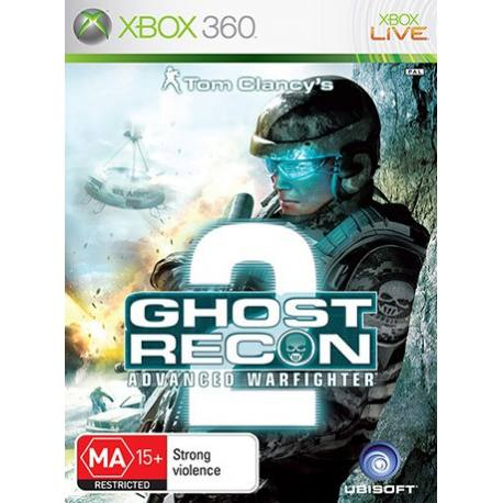 Tom Ghost Recon Advanced Warfighter 2