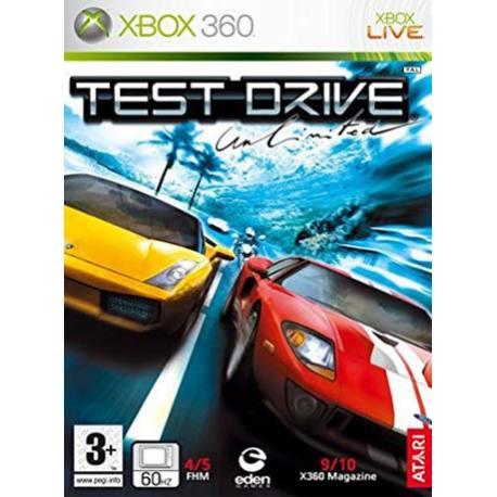 Test Drive Unlimited بازی Xbox 360