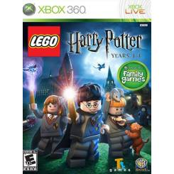 Lego Harry Potter Years 1-4 بازی Xbox 360
