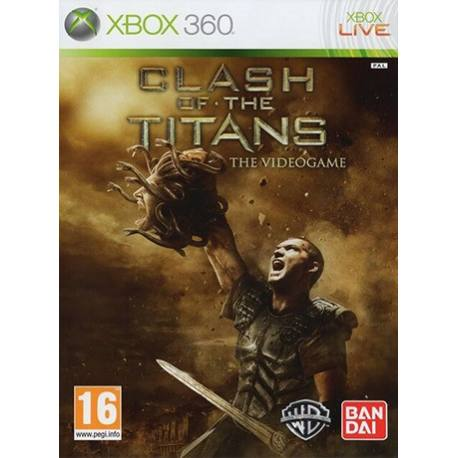 Clash of the Titans بازی Xbox 360