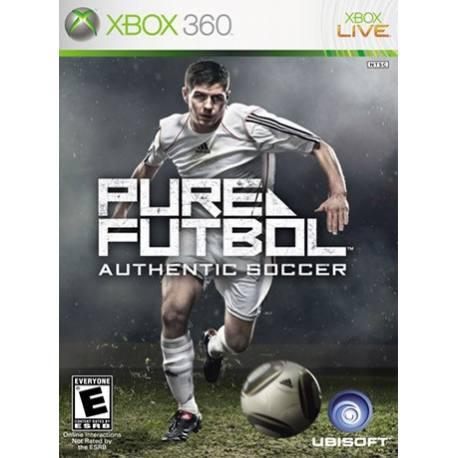 Pure futbol بازی Xbox 360