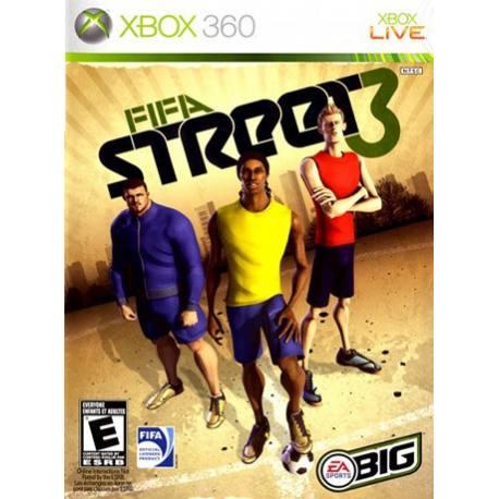 Fifa Street 3 بازی Xbox 360