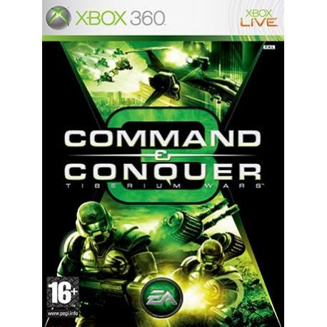COMMAND & CONQUER 3: TIBERIUM WARS بازی Xbox 360