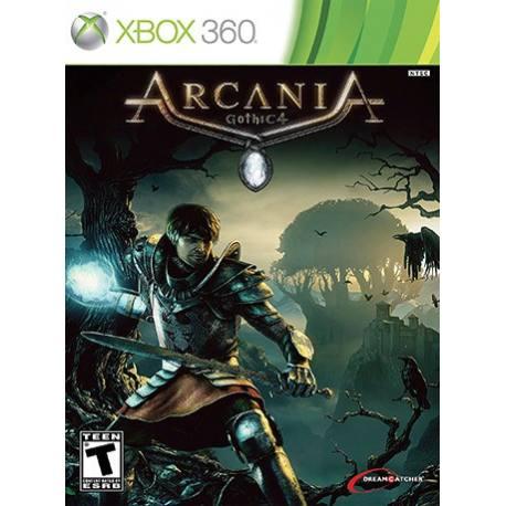 Arcania : Gothic 4 بازی Xbox 360