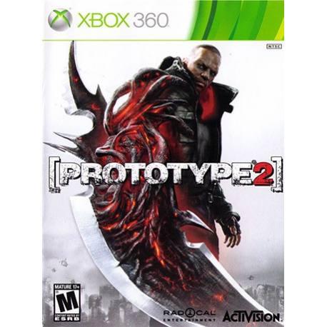 Prototype 2 بازی Xbox 360