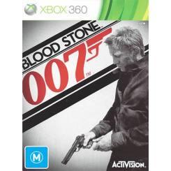 007 James Bond Blood Stone بازی Xbox 360