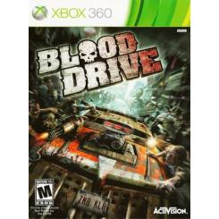 Blood Drive بازی Xbox 360