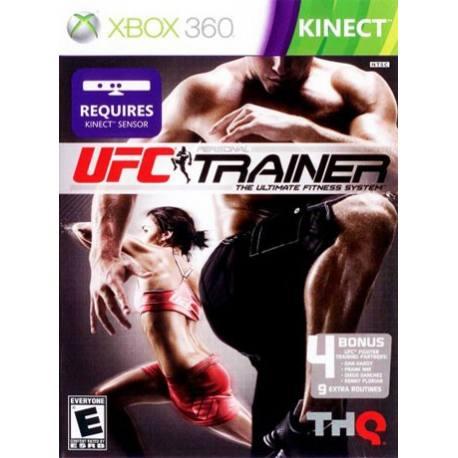 بازی UFC Personal Trainer برای Kinect