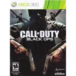 Call of Duty Black Ops بازی Xbox 360