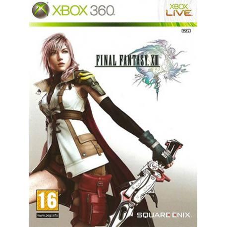 Final Fantasy XIII بازی Xbox 360