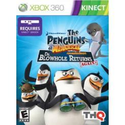بازی Penguins of Madagascar برای Kinect